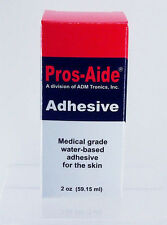 Body Skin Adhesive Pros-Aide Cosplay Prosthetic Special FX 2oz Professional Glue