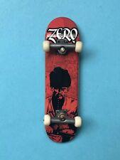 """Tech Deck """" Zero Red  """" 96mm Finger Board"""
