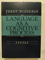 BOOK LANGUAGE AS A COGNITIVE PROCESS TERRY WINOGRAD SYNTAX 0201085712
