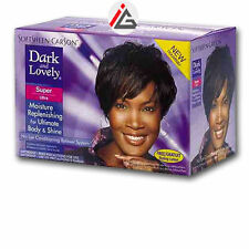 Dark and Lovely - No Lye Conditioning Relaxer System Super Ultra - 600 ml