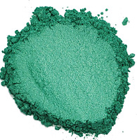 6g Natural Emerald Green Mica Pigment Powder Soap Making Cosmetics