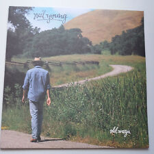 Neil Young - Old Ways Vinyl LP + Inner UK 1st Press A1/B2 Textured Sleeve NM/NM
