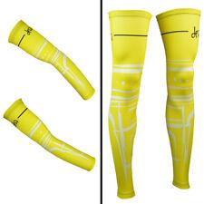 Men Women Bike Cycling Sports Arm Riding Warmers Cuff Sleeves Leg Warmers Covers