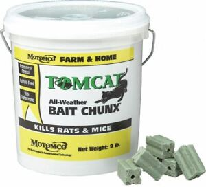 Tomcat All-Weather Bait Chunx