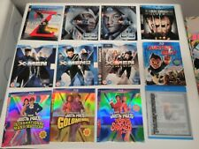 Blu-ray Slipcovers Only - Exclusives - No Discs, Cases or code