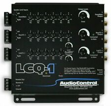 AudioControl Lcq-1, 6 Channel Line Out Converter with Eq and AccuBass