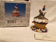 "Charming Tails "" Birthday Surprise "" Dean Griff Nib"