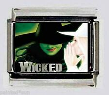 Wicked 9mm ITALIAN musical photo CHARMS charm for modular link style bracelets