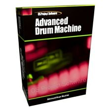 PRM PROFESSIONAL DRUM MACHINE BEAT MUSIC PRODUCTION TOOL AUDIO SOFTWARE