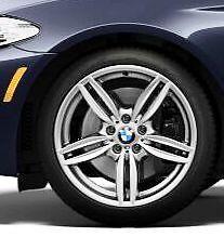 "BMW F10 5-Series Original M Double Spoke  Style 351 19"" Wheels Rims"