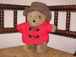 Vintage Dutch Paddington Bear 30 CM