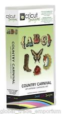 CRICUT IMAGINE Cartouche Carnaval pays-pour les machines de coupe Cricut Imagine