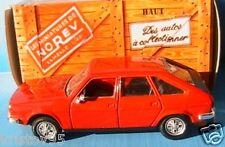 RENAULT 30 NOREV ROUGE 1/43 BOITE CARTON RED ROT ROSSO