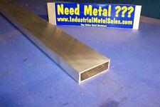 "6063 Aluminum Rectangle Tube 1"" x 3"" x 24"" x 1/8"" Wall-->1"" x 3"" x .125"" Wall"