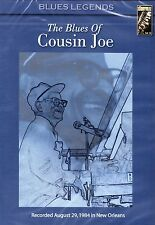 The Blues Of Cousin Joe (DVD)  NEW / SEALED