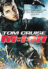 Mission: Impossible 3 (DVD, 2006)