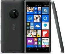 Nokia Lumia 830  RM983-AT&T Unlocked Smartphone-16GB Windows.4G LTE-Black. *9/10