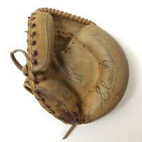 Spalding Eliseo Rodriguez Catchers Glove RHT  42 7435 Baseball Mitt