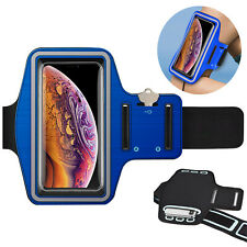 Sports Running Arm Band Cell Phone Case Holster for iPhone XS Max X XR 7 8 Plus