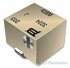 POT 1Girare Bourns Trimmer 3314j-1-500e 20/% SMD 50 Ohm
