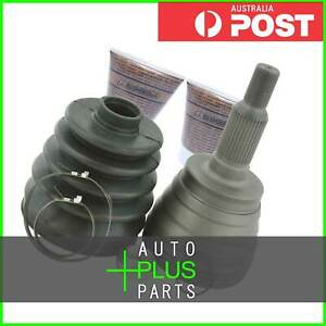 Fits GMC C3500 PICKUP HD CHASSIS CAB - NEW - OUTER CV JOINT 41X80X33