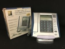Excellent Tested & Working Innovage Digital LCD Touch Panel Speaker Telephone