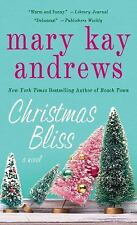 2 BOOKS Christmas Bliss by Mary Kay Andrews AND Silent Night by Robert B. Parker