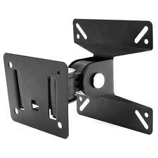 TV Wall Mount Bracket for 14 ~ 24 Inch Full Motion Swivel LCD LED TV US Shipping