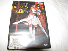 Romeo and Juliet (DVD, 1999) Brand New Sealed