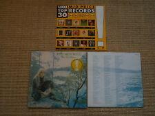 Joni Mitchell For the Roses - LP - Lyriks - washed / gewaschen (Ex)