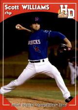 2016 High Desert Mavericks Grandstand #31 Scott Williams Wayne Pennsylvania Card