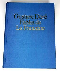 Livre - Gustave Doré - Fables De La Fontaine - 1980 Hasso