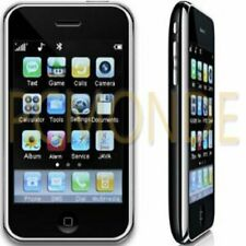 i68+ Unlocked Touch Screen Cell Phone Dual SIM Card GSM Quad Band