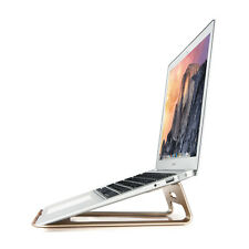 ALUMINUM DESKTOP STAND FOR APPLE MACBOOK, MACBOOK AIR/PRO & ALL OTHER LAPTOPS