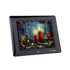 Andoer 8'' Cornice Foto Digitale LCD per Musica e Film MP3 MP4 Movie (k1W)