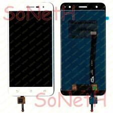 """TOUCH SCREEN + LCD DISPLAY ASUS ZENFONE 3 ZE520KL ZE520KL-1A010WW 5,2"""" BIANCO"""