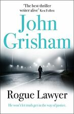 Rogue ABOGADO por GRISHAM, John Libro De Bolsillo 9781473638310 NUEVO