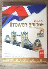 Cubic Fun - 3D Puzzle Tower Bridge London England Europe
