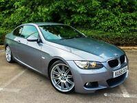 BMW 320d M Sport (184bhp)