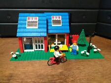Lego vintage Legoland Town (Leisure) Weekend Home 6370  (1985) 100% complet