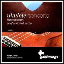 Galli GT780 Baritone Ukulele Black Fluro Carbon 22/30 Uke Strings