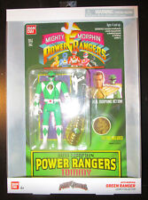 MIGHTY MORPHIN POWER RANGERS LEGACY AUTO MORPHIN GREEN RANGER TOMMY FIGURE 2018