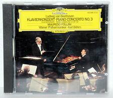 CD - BEETHOVEN - Klavierkonzert No.3 - Maurizio Pollini / Karl Böhm