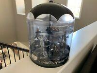 The Umbrella Academy 6 Figure Dome Set by Dark Horse Comics Sealed NEW