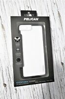 Pelican Adventurer Clear Case Apple iPhone 6 plus, 6s plus, 7/8 Plus Black/Clear