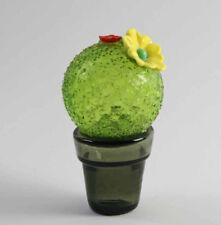 Verre Murano - Venise Sculpture cactus 1960 env.