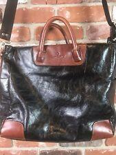 Vintage Samsonite Soft Leather Briefcase School Bag Travel Large