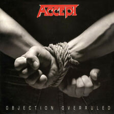 Accept : Objection Overruled CD (2015) ***NEW*** FREE Shipping, Save £s