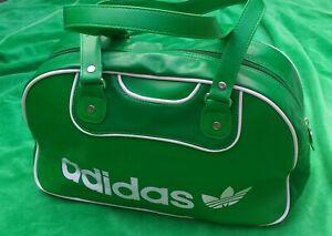 Vintage adidas bowling bag