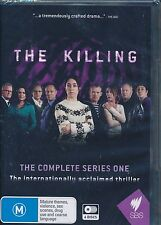 The Killing Complete Series One 1 DVD NEW All Region